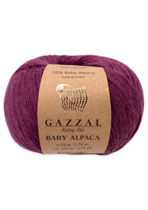 Gazzal - Gazzal Baby Alpaca El Örgü İpi 50 gr   46009