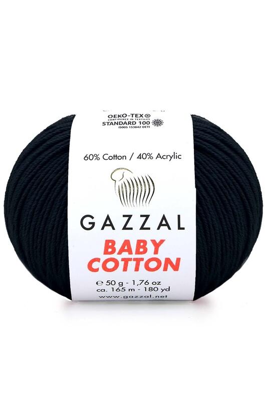 Gazzal - Gazzal Baby Cotton El Örgü İpi 50 gr 3433