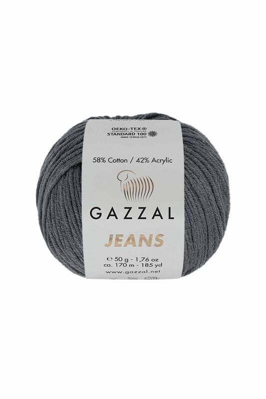 Gazzal - Gazzal Jeans El Örgü İpi   1140