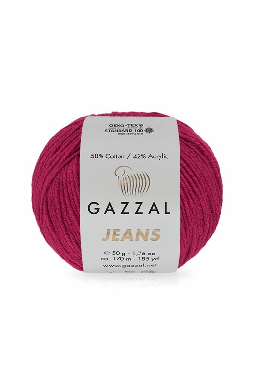 Gazzal - Gazzal Jeans El Örgü İpi   1138