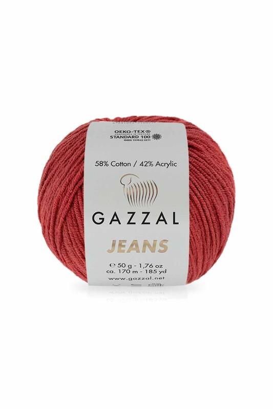 Gazzal - Gazzal Jeans El Örgü İpi   1137