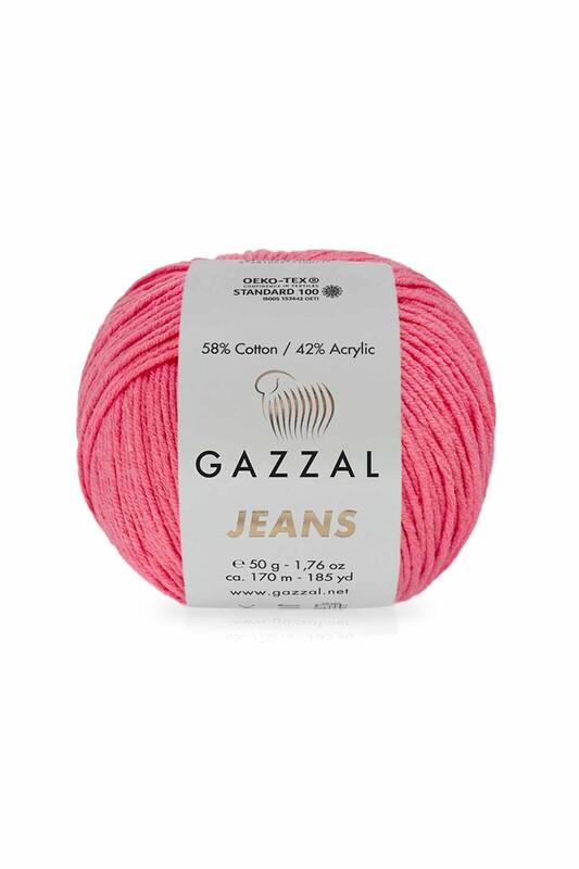 Gazzal - Gazzal Jeans El Örgü İpi   1136