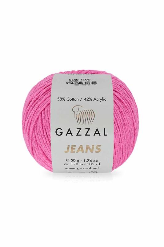 Gazzal - Gazzal Jeans El Örgü İpi   1135