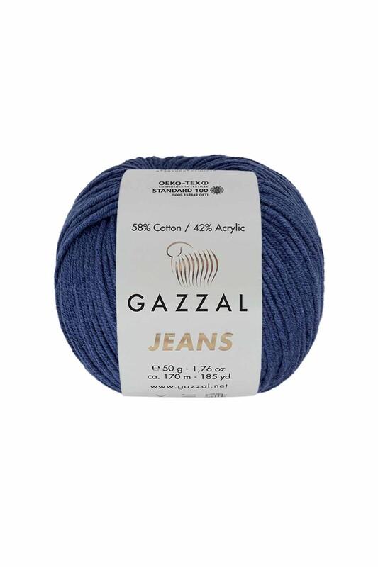 Gazzal - Gazzal Jeans El Örgü İpi   1134