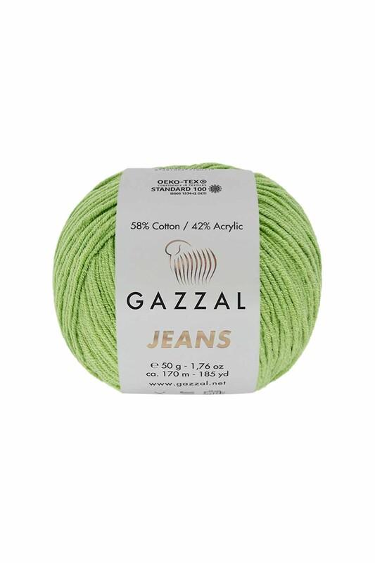 Gazzal - Gazzal Jeans El Örgü İpi   1128