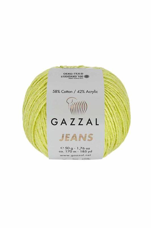 Gazzal - Gazzal Jeans El Örgü İpi   1126