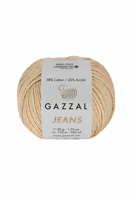 Gazzal - Gazzal Jeans El Örgü İpi   1122