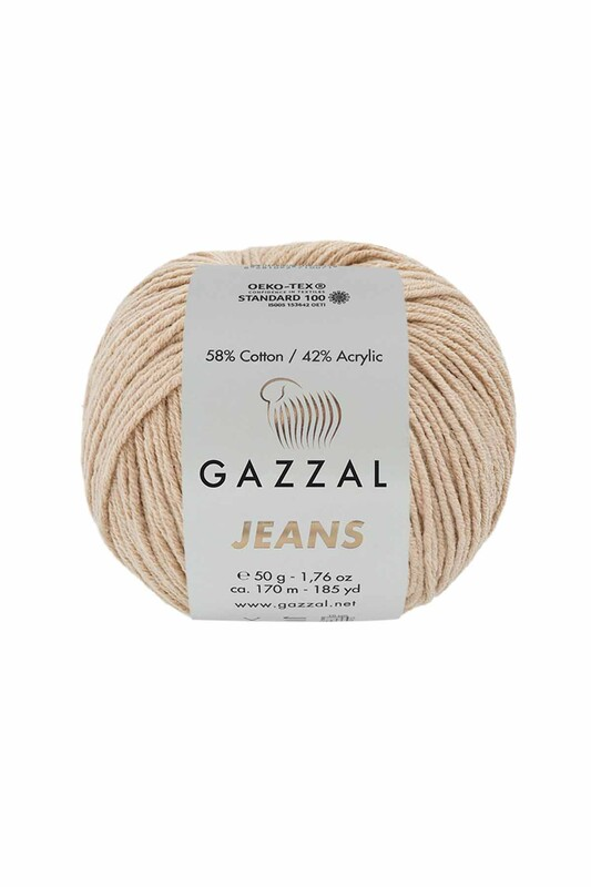 Gazzal - Gazzal Jeans El Örgü İpi   1121