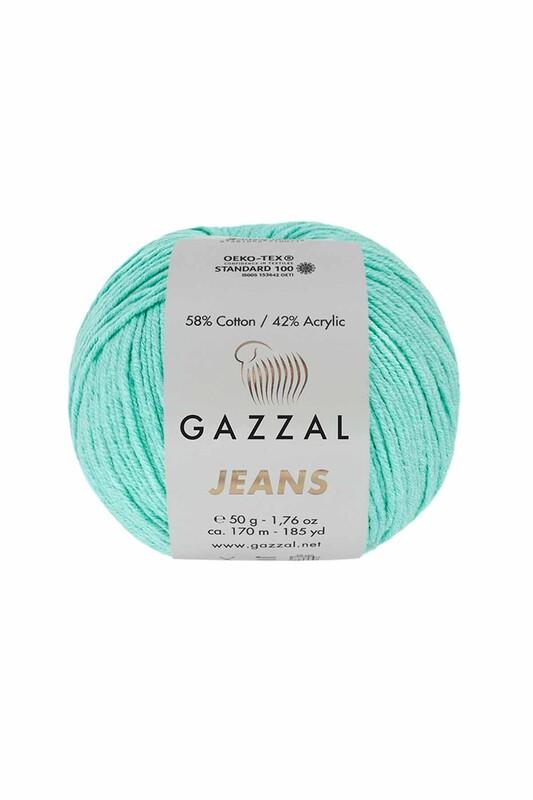Gazzal - Gazzal Jeans El Örgü İpi   1115