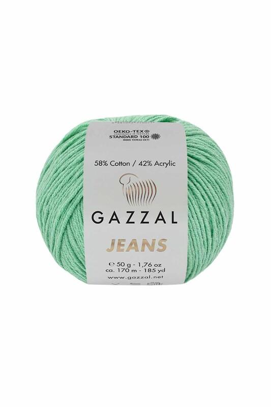 Gazzal - Gazzal Jeans El Örgü İpi   1107
