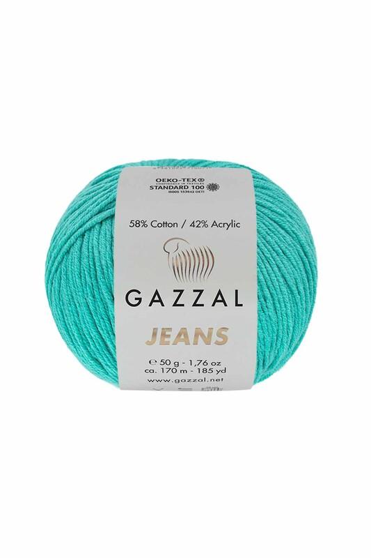 Gazzal - Gazzal Jeans El Örgü İpi   1108