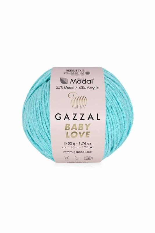 Gazzal - Gazzal Baby Love El Örgü İpi   1613