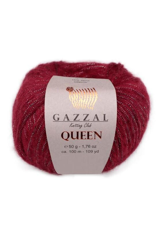 Gazzal - Gazzal Queen El Örgü İpi 50 gr   7219