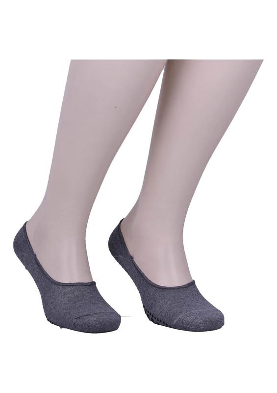 SİMİSSO - Simisso Erkek Tavaf Babet Çorabı | Füme