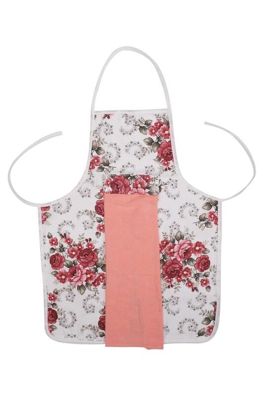 SİMİSSO - Havlulu Mutfak Önlüğü | Yavru Ağzı