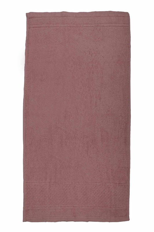 HAZANGÜLÜ - Hazangülü Hazan El ve Yüz Havlusu 50x90 cm | Pudra