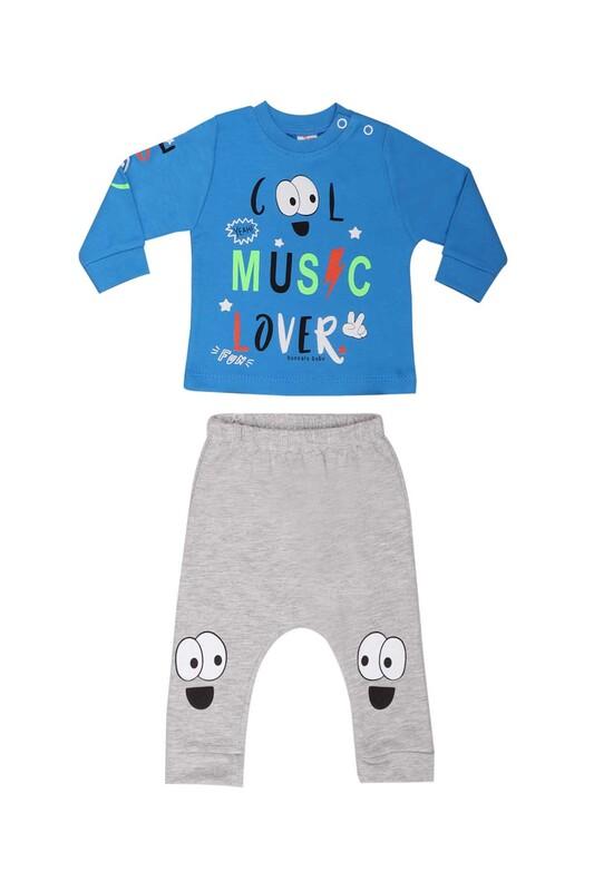 HOPPALA BABY - Hoppala Baby Cool Erkek 2'li Takım 2271 | Saks