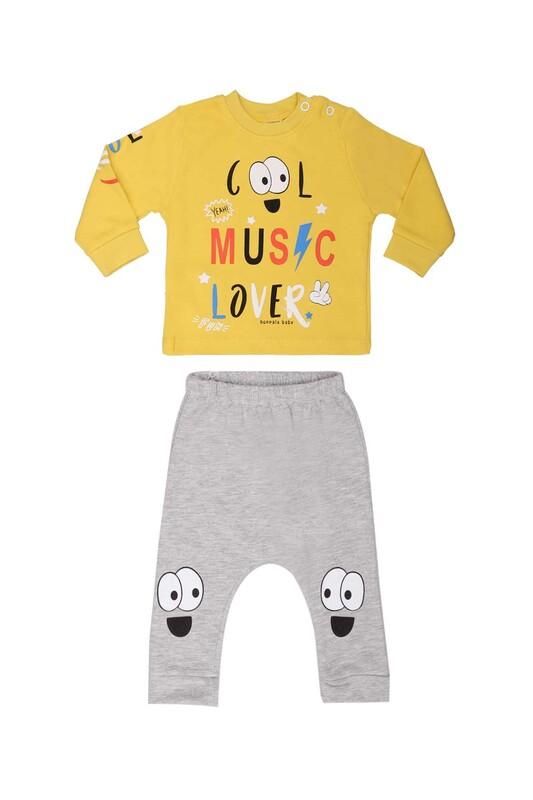HOPPALA BABY - Hoppala Baby Cool Erkek 2'li Takım 2271 | Yeşil