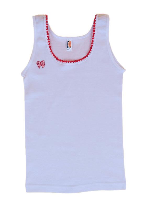 İLKE - İlke Askılı Atlet 331   Kırmızı