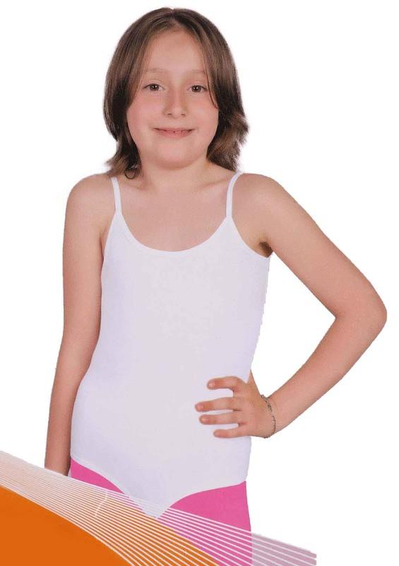 İLKE - İlke Askılı Atlet 3337 | Beyaz