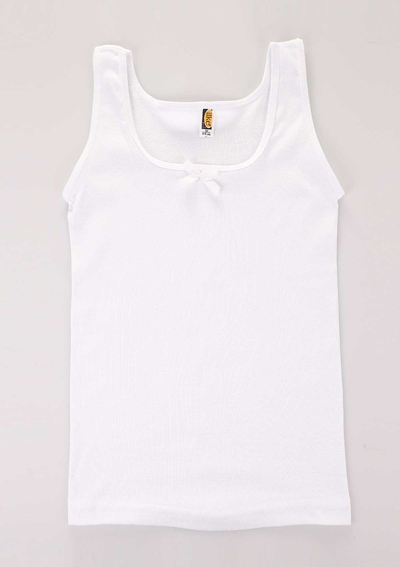 İLKE - İlke Biyeli Atlet 324 | Beyaz