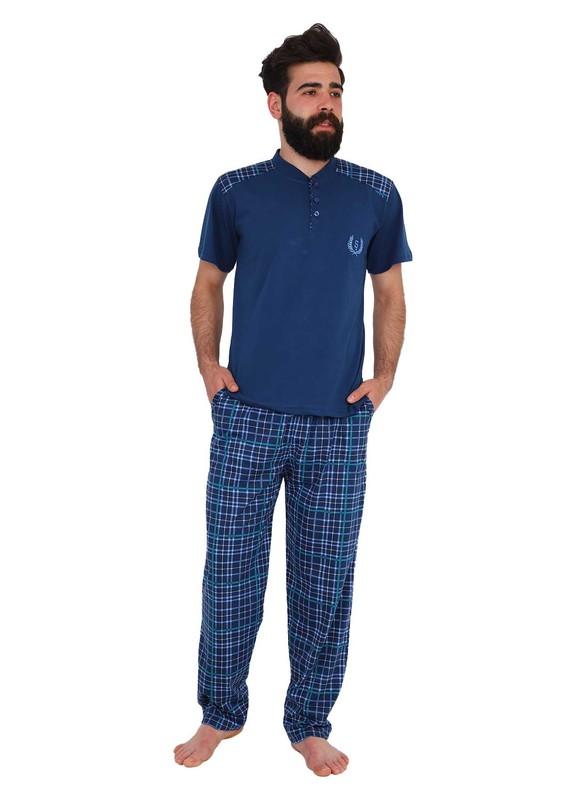 IŞILAY - Işılay Pijama Takımı 738   Lacivert