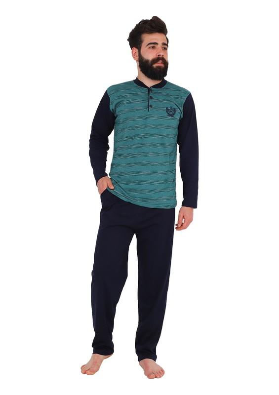 IŞILAY - Işılay Pijama Takımı 7480   Yeşil