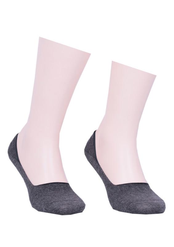 JİBER - Jiber Babet Çorap 7100 | Antrasit