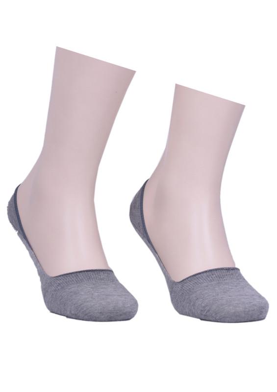 JİBER - Jiber Babet Çorap 7100 | Gri