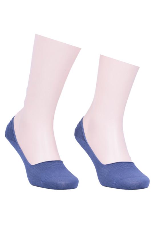 JİBER - Jiber Babet Çorap 7100   İndigo