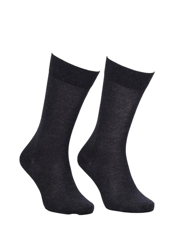 JİBER - Jiber Bambu Çorap 5500 | Antrasit