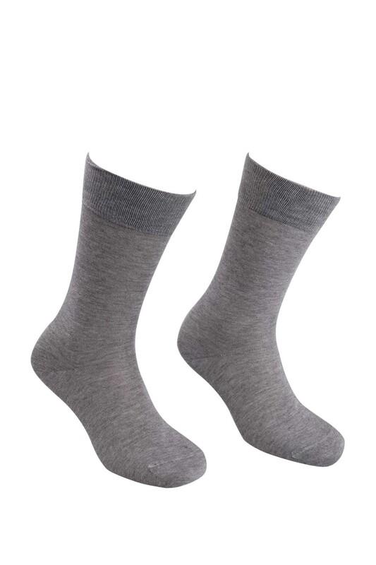 JİBER - Jiber Bambu Çorap 5500 | Gri