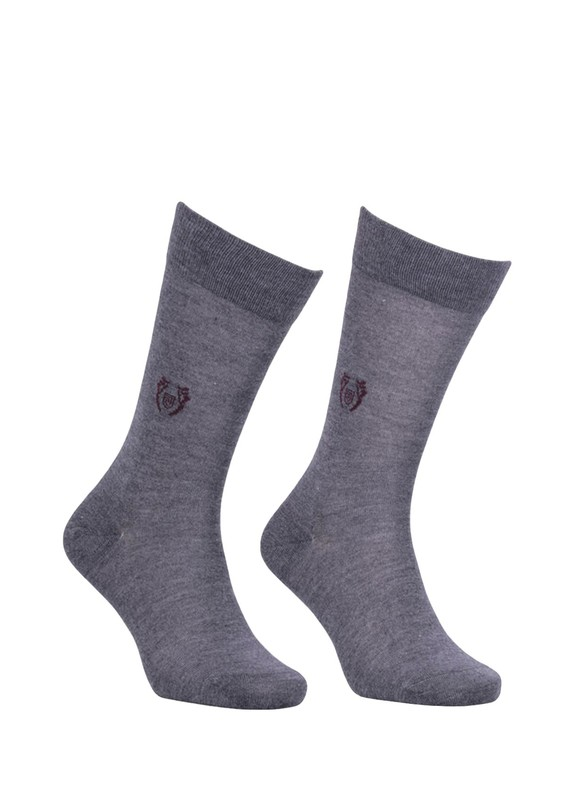 JİBER - Jiber Modal Çorap 5107 | Antrasit