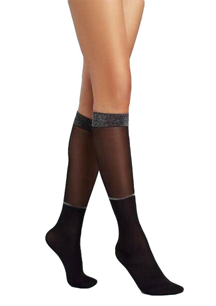 Penti Cool Basic Pantolon Çorabı | Siyah