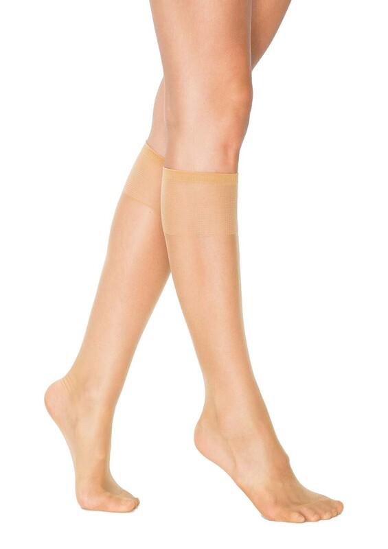 PENTİ - Penti Fit 15 Pantolon Çorap | Açık Ten