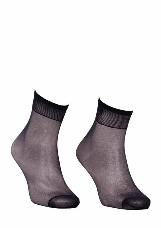 MÜJDE - Müjde Soket Çorap 007 | Siyah