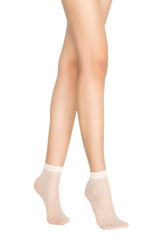 PENTİ - Penti Ant Soket Çorap | Beyaz