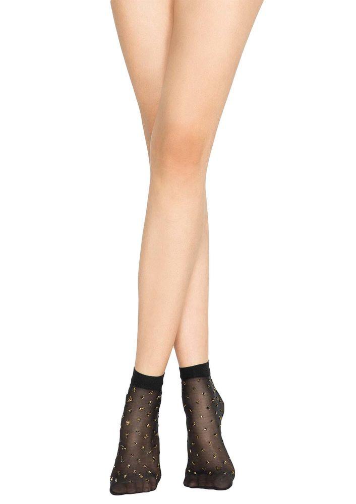 Penti Ant Soket Çorap | Siyah
