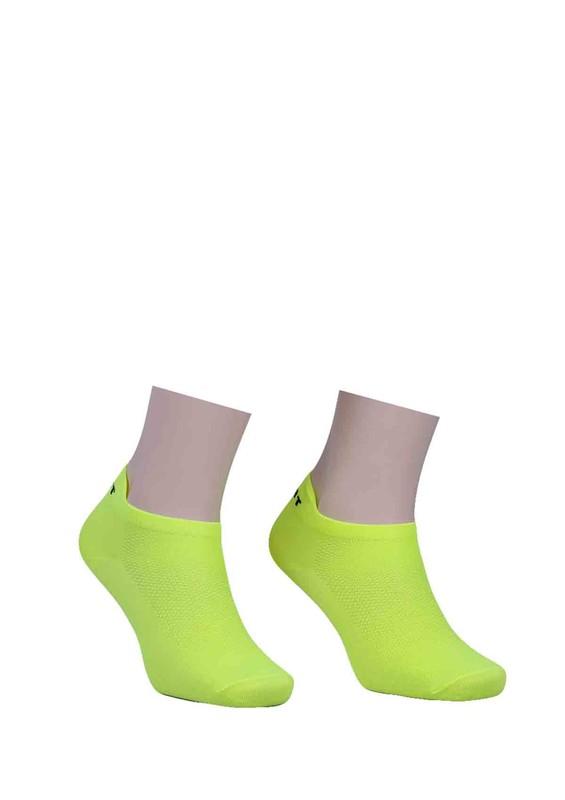 SAHAB - Sahab Soket Çorap 642 | Sarı