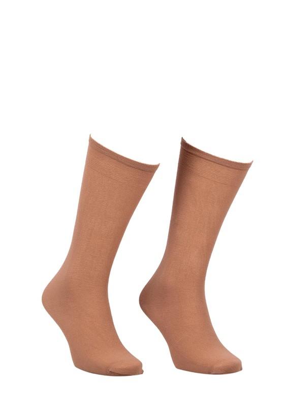 MÜJDE - Müjde Dizaltı Çorap 003 | Ten