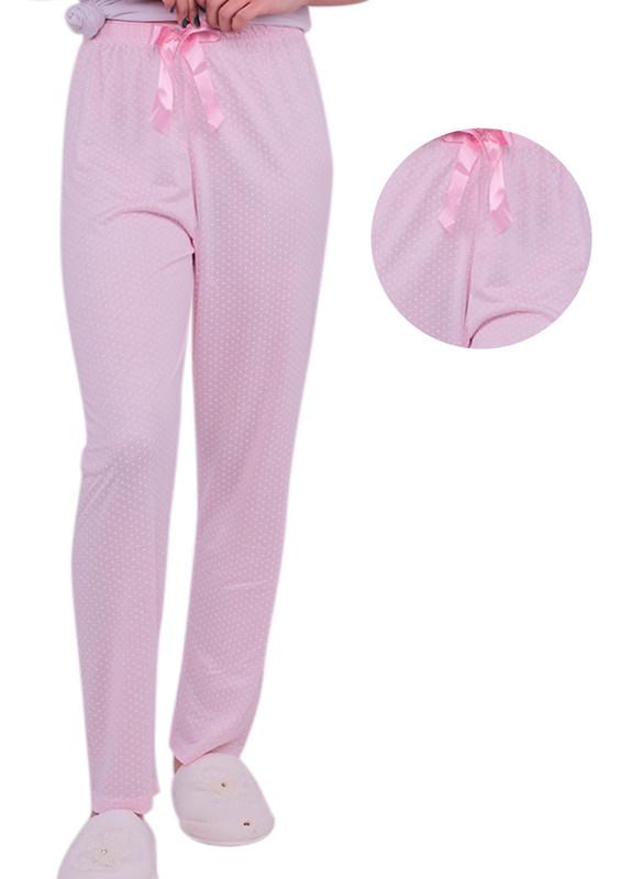 ARCAN - Kalp Desenli Pijama Altı 20106   Pembe