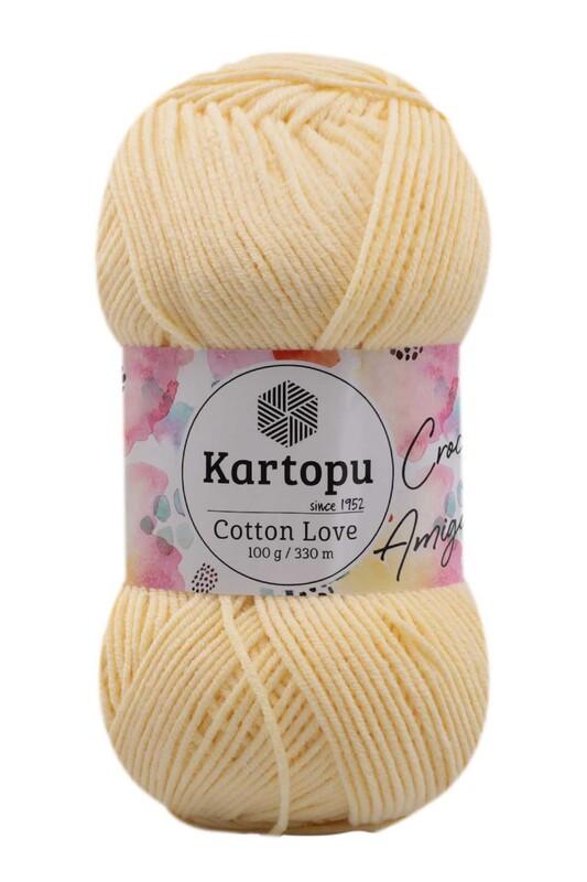 KARTOPU - Kartopu Cotton Love El Örgü İpi 100 gr   K331