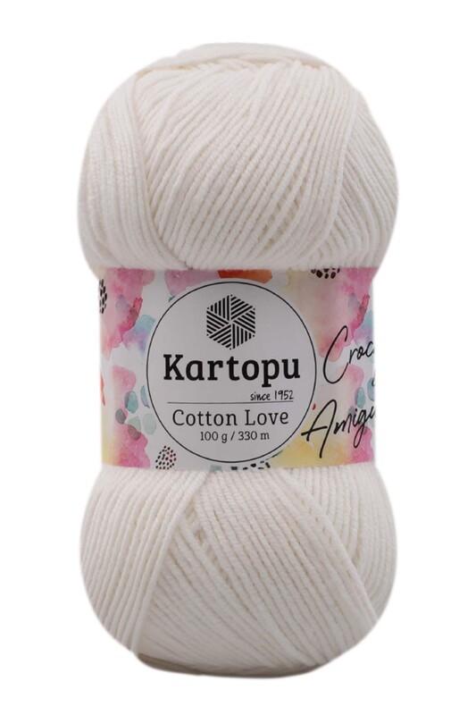 KARTOPU - Kartopu Cotton Love El Örgü İpi 100 gr   K011