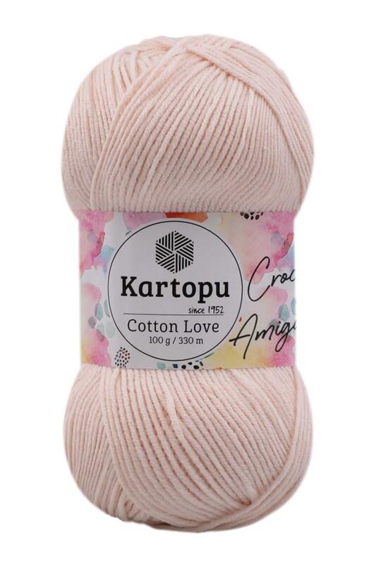 KARTOPU - Kartopu Cotton Love El Örgü İpi 100 gr   K793