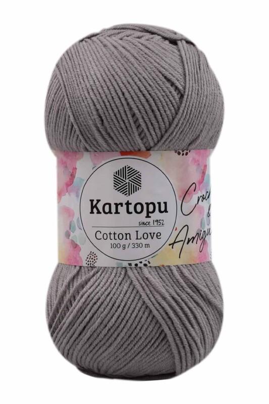 KARTOPU - Kartopu Cotton Love El Örgü İpi 100 gr   K990