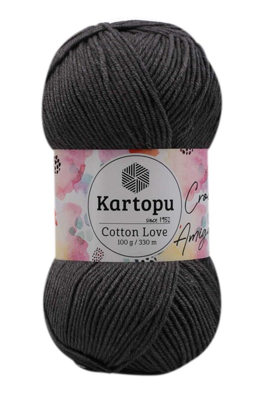 KARTOPU - Kartopu Cotton Love El Örgü İpi 100 gr   K995