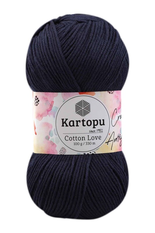 KARTOPU - Kartopu Cotton Love El Örgü İpi 100 gr   K630