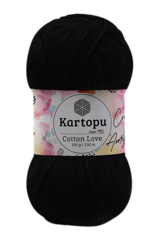 KARTOPU - Kartopu Cotton Love El Örgü İpi 100 gr   K940