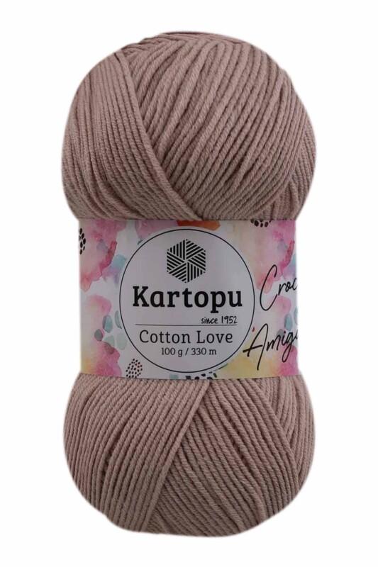 KARTOPU - Kartopu Cotton Love El Örgü İpi 100 gr   K850