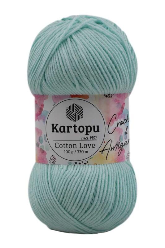 KARTOPU - Kartopu Cotton Love El Örgü İpi 100 gr   K547